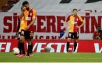 Galatasaray, pandemi sonrası 3 puanı unuttu