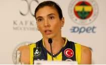 Naz Aydemir Akyol: 'Fenerbahçe'de oynamanın gururunu yaşıyorum'