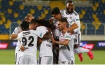 Beşiktaş, Gençlerbirliği'ni yendi ve 3. oldu!