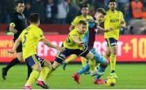 Fenerbahçe ve Trabzonspor nasıl tur atlar?