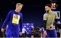 Kerr: 'Steph'in dakikalarını gözetleyeceğiz, onu yıpratmayacağız'
