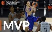 EuroLeague'de haftanın MVP'si Shane Larkin