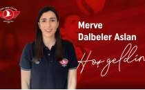 Türk Hava Yolları Kadın Voleybol Takımı, Merve Dalbeler Aslan'ı kadrosuna kattı
