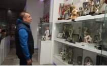 Abdullah Avcı'dan müze ziyareti: 'Köklü bir kulüp'