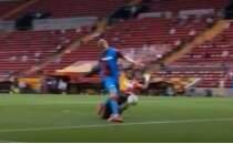 Galatasaray - Trabzonspor maçında VAR uyarısı sonrası penaltı