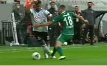 Konyaspor, Beşiktaş maçında 10 kişi kaldı