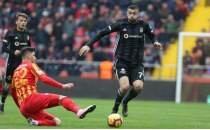 Kayserispor - Beşiktaş: İlk 11'ler