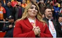 Kayserispor Başkanı Berna Gözbaşı: 'Bu takımı kimse yıkamaz'