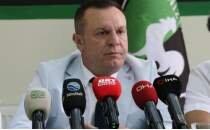 Ali Çetin: 'Kulüplerin borçları ertelenmeli'