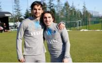Trabzonspor'da alkışlanan destek!