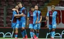 Kafa golleri Trabzonspor'u uçuruyor