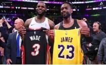 Magic sordu, Wade yanıtladı: 'Kimi destekleyeceksin?'
