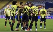 Fenerbahçe, Kadıköy'de 'Mesut ol'du
