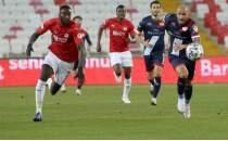 Antalyaspor, tek golle yarı finalde!