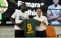 Alanyaspor'dan yıldız golcü transferi
