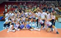 Kadınlar Balkan Kupası'nda şampiyon Aydın Büyükşehir!