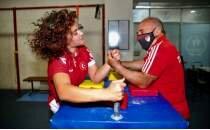 Tuğba Yıldırım, Dünya Şampiyonası'na odaklandı