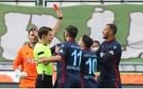 Trabzonsporlu Vitor Hugo, PFDK'ya sevk edildi