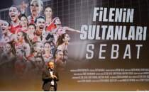 'Filenin Sultanlar: Sebat' belgeselinin galası yapıldı