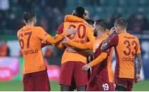 Galatasaray - Konyaspor: Muhtemel 11'ler