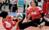 Avrupa Oturarak Voleybol Şampiyonası Antalya'da başladı
