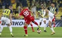 Fenerbahçe, Kadıköy'de Antwerp'e takıldı: 2-2
