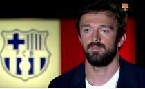 Sertaç Şanlı, Barcelona'ya transferini anlattı