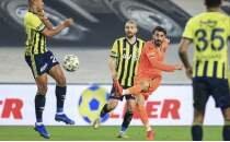 Fenerbahçe - Başakşehir: İlk 11'ler