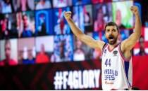 Basketbol Süper Ligi'nin galibiyet oranı bakımından en başarılısı Anadolu Efes