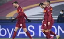 Roma'dan skandal oyuncu değişikliği hatası