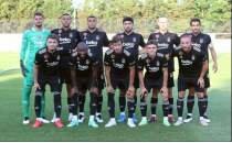 Beşiktaş'ın Kayserispor maçı 11'i