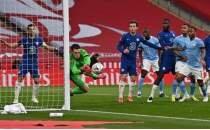 Manchester City - Chelsea: İlk 11'ler