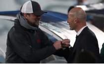 Klopp'un stat eleştirisine Zidane'dan yanıt