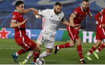 Real Madrid evinde Liverpool'dan avantajı kaptı