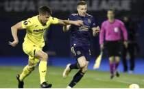 Villarreal, Zagreb deplasmanında avantajı kaptı