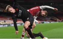 Arsenal 90+4'teki şok golle avantajı kaptırdı