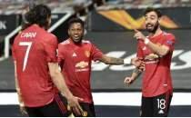 Manchester United Roma'ya gol yağdırdı