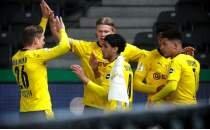 Dortmund 4 golle Almanya Kupası'nı aldı
