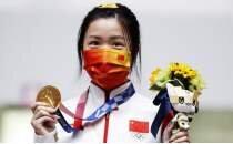 Tokyo 2020'nin ilk altın madalyası Çin'e gitti