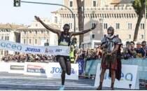 Uluslararası Roma Maratonu'na Kenyalı atletler damga vurdu