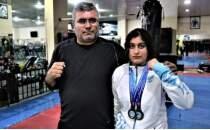 Milli kick boksçu Fatma Nursev Akaltun, ikinci dünya şampiyonluğunu hedefliyor