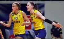 Fenerbahçe, Nilüfer'i 4 sette geçti
