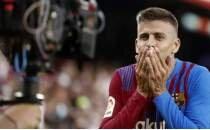 Pique tarihe geçti, Barcelona tek golle kazandı!