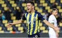Fenerbahçe'de Ferdi Kadıoğlu sevinci