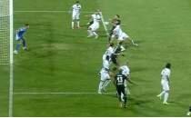 Altay - Beşiktaş maçında Kenan Karaman'ın golü VAR'a takıldı