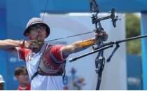 Dünya Okçuluk Şampiyonası'nda bronz madalya