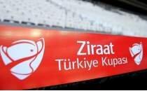 Ziraat Türkiye Kupası tek maçla başladı