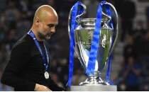 Guardiola yine Şampiyonlar Ligi'ni kazanamadı