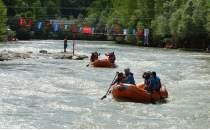 Muğla Dünya Rafting Kupası'na ev sahipliği yapmaya hazırlanıyor