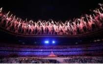 Savaşın ayırdığı Suriyeli kardeşler olimpiyat açılışında buluştu